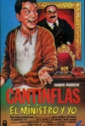 Cantinflas: El Ministro y Yo