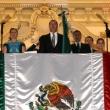 Ceremonia del Grito de Independencia en Puebla