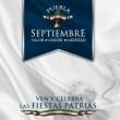 Fiestas Patrias y Grito de Independencia en Puebla