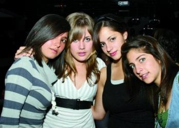 Ana, Andrea, Paulina y Zoe.  -  - Puebla