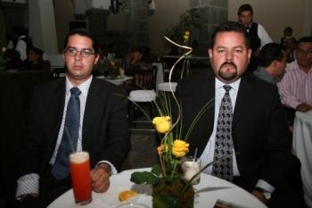 Eric Boburg y Alberto Gayosso.   -  - Puebla