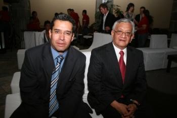 Erick Becerra y Reymundo Vega.  -  - Puebla