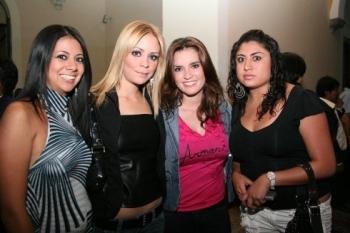 Martlet, Adela, Tamara y Sandra.  F22: -  - Puebla