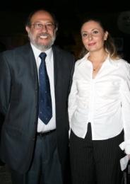 Francisco M. Vélez Pliego y Lilia María Vélez Iglesias.  -  - Puebla