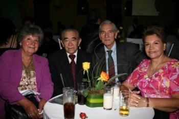 Liliana María Dulce Linares López, Rubén Tellez Marañón, Hiram Huerta Carlock y María Enriqueta Nava...