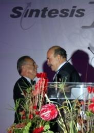 Armando Prida fue un buen anfitrión.   -  - Puebla