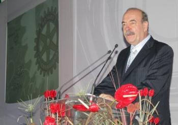 Armando Prida, presidente de Síntesis.  -  - Puebla