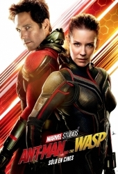 Ant-Man y Wasp