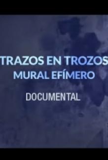 Tp Pelicula Trazos En Trozos Mural Efimero Movie Trazos En