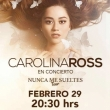 CANCELADO - Carolina Ross en Puebla