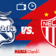 Puebla FC VS Necaxa - Liga MX: Guardianes 2021