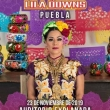 Lila Downs en Puebla