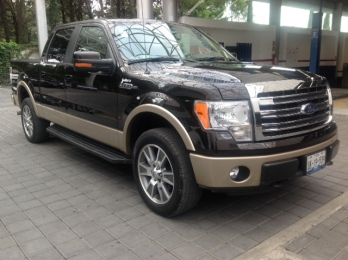 Tp Fotos De Vendo Ford Lobo Lariat X  Autos En Puebla Todopuebla Com