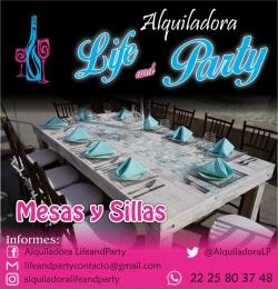 Tp Fotos De Renta De Mesas Y Sillas En Puebla Eventos Sociales Y