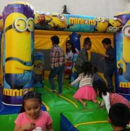 Tp Fotos De Juegos Inflables Para Fiestas Infantiles En Puebla